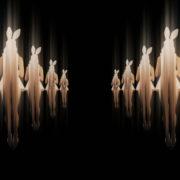 Happy-Jumping-tunnel-girls-in-rabbit-bunny-mask-4K-Video-Art-VJ-Loop_001 VJ Loops Farm