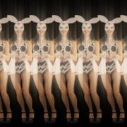 Jumping-Rabbit-Playboy-Girl-Parad-4K-Video-Art-VJ-Loop_004 VJ Loops Farm