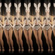 Jumping-Rabbit-Playboy-Girl-Parad-4K-Video-Art-VJ-Loop_005 VJ Loops Farm