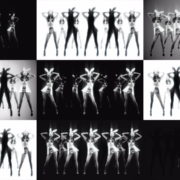 Noir-Black-Playboy-Go-Go-Dancing-Rabbit-Girls-Video-Art-4K-VJ-Loop VJ Loops Farm