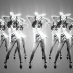 vj video background Noir-Black-Playboy-Go-Go-Dancing-Rabbit-Girls-Video-Art-4K-VJ-Loop_003