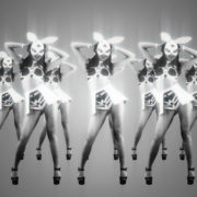 vj video background Noir-Black-Playboy-Go-Go-Dancing-Rabbit-Girls-Video-Art-4K-VJ-Loop_003