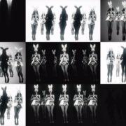 Noir-Strobing-Jumping-Girls-on-Black-Deep-background-4K-Video-Art-VJ-Loop VJ Loops Farm