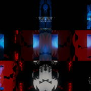 RED-Blue-Stone-Rock-Pattern-Video-Art-VJ-Loop VJ Loops Farm