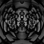 vj video background Radial-Stone-Flower-Open-Gate-Fulldome-4K-Video-Mapping-Loop_003