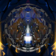 vj video background Radial-Trans-Star-Gate-Glowing-Video-Art-Vj-Loop_003