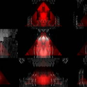 Red-Abstract-Triangle-Symbolic-Energy-Video-Art-VJ-Loop VJ Loops Farm