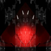 vj video background Red-Abstract-Triangle-Symbolic-Energy-Video-Art-VJ-Loop_003