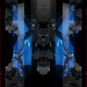 vj video background Red-Blue-Sword-Line-Elements-Exclusive-Video-Art-VJ-Loop_003