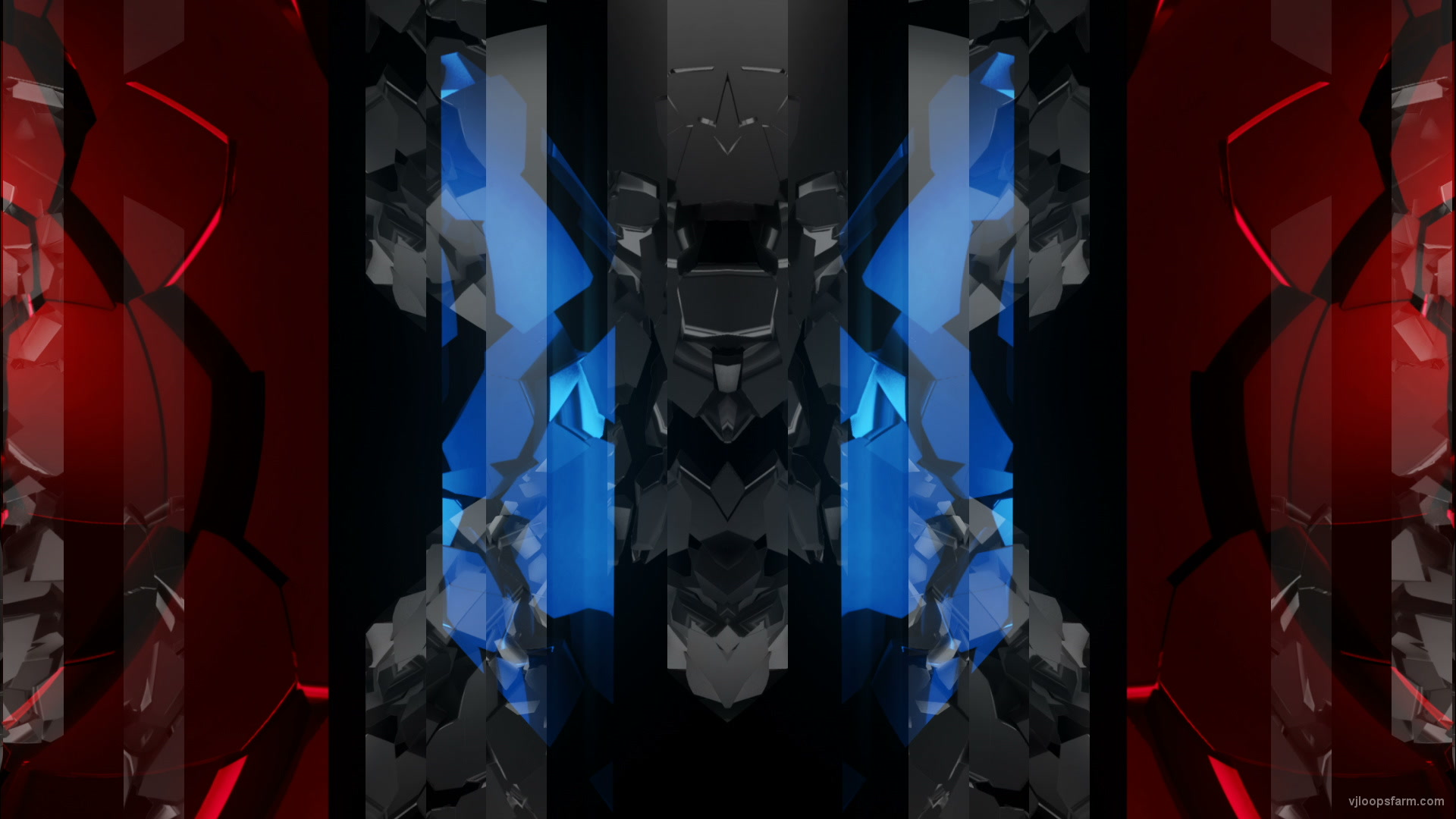 vj video background Red-Blue-Sword-Line-Elements-Exclusive-Video-Art-VJ-Loop_003