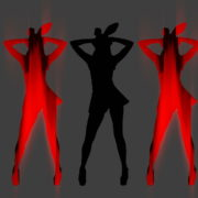 Red-Strobing-Bunny-Jam-Girls-dancing-for-Playboy-4K-Video-Art-EDM-VJ-Loop_002 VJ Loops Farm