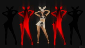 Red-Strobing-Bunny-Jam-Girls-dancing-for-Playboy-4K-Video-Art-EDM-VJ-Loop_005 VJ Loops Farm