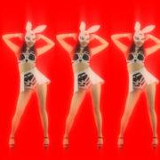 Red-Strobing-Bunny-Jam-Girls-dancing-for-Playboy-4K-Video-Art-EDM-VJ-Loop_008 VJ Loops Farm