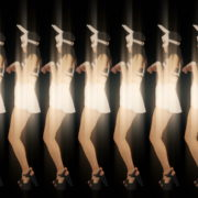 Rotating-Strobing-Bunny-Girl-Jump-4K-Video-Art-Vj-Loop_002 VJ Loops Farm