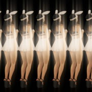 Rotating-Strobing-Bunny-Girl-Jump-4K-Video-Art-Vj-Loop_007 VJ Loops Farm