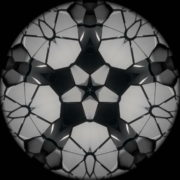 Saint-Pentagram-Flower-3D-Displace-4K-Video-Mapping-Fulldome-Loop_008 VJ Loops Farm