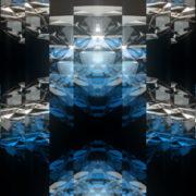 Shine-Like-a-Diamond-in-Full-HD-Video-Art-Blue-Vj-Loop_007 VJ Loops Farm