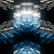 Shine-Like-a-Diamond-in-Full-HD-Video-Art-Blue-Vj-Loop_009 VJ Loops Farm