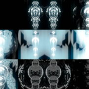 Side-Sphere-Columns-Geometric-Pattern-Video-Art-Vj-Loop VJ Loops Farm