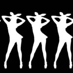 vj video background Silhouette-Playboy-Rabbit-Bunny-Dancing-Girls-4K-Video-Art-VJ-Loop-Mask_003