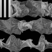 Wireframe-Silk-Motion-Pattern-3D-Cloth-Video-Mapping-Loop VJ Loops Farm