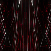 Abstract CGI motion graphics and animated background star needles_vj_loops_Layer