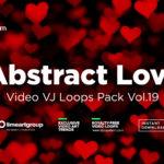 Abstract Love vj loops