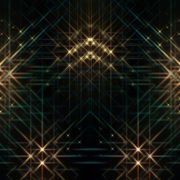 Abstract loop ripple light rays 3d wave_vj_loops_Layer