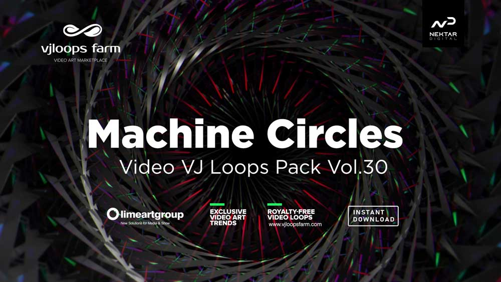 Abstract-machine-circle-patterns-visuals-vj-loops-footage
