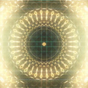 Abstract ripple gold 3d wave_vj_loops_Layer