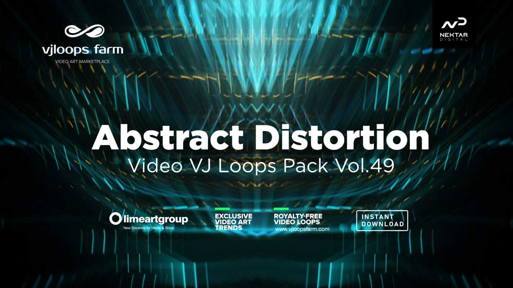 Abstract-vj-loops-visuals