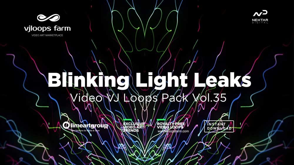 Blinking-Lights-Video-Art-Vj-loop