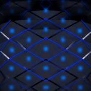 video blue minimal vj loops