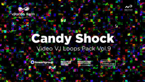 Candy Shock vj loops