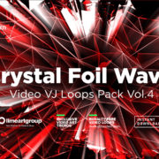 Crystal Foil Black