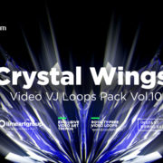 Crystal Wings vj loops