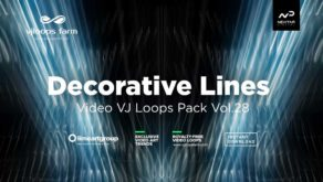 Decorative-Lines-vj-loops