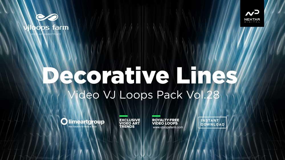 Decorative-Lines-vj-loops