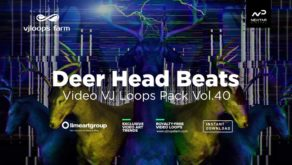 Deer-beats-video-art-vj-loops