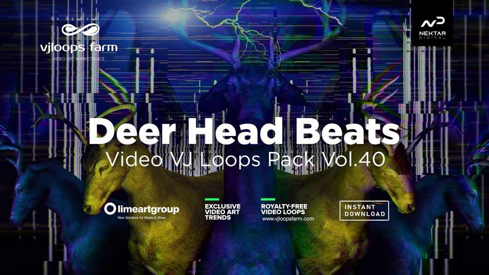 Deer-beats-video-art-vj-loops