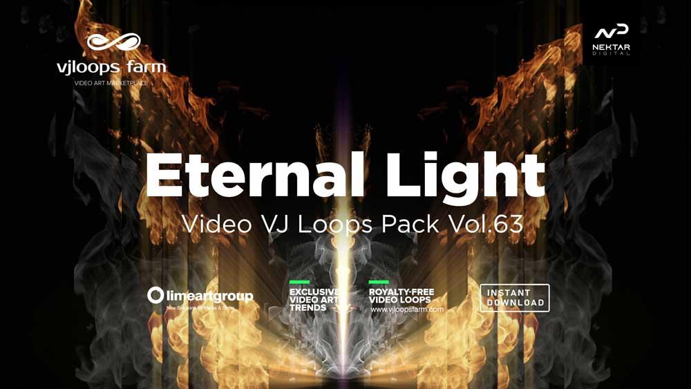Ethernal-Lights vj loops