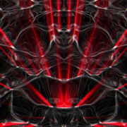 red abstract motion background vj loop wallpaper
