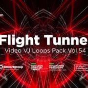 tunnel flight vj loop