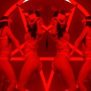 Frau_Rabbit_Girl_Woman_Dancing_Go_Go_Dance_Video_Footage_VJ_Loop