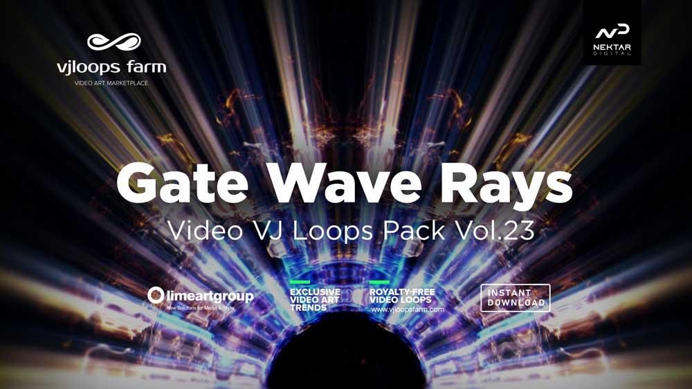 Gate-Rays-VIdeo-Art-Vj-loops