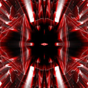 vj loops abstract red
