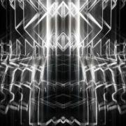 white video motion background vj loop