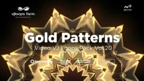Gold-Patterns-Video-Art-Vj-loop