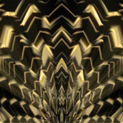 gold pattern vj loop