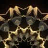 gold pattern videor art texture